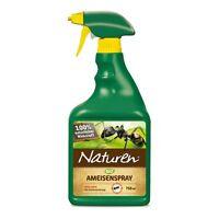 Naturen Bio Ameisen-Spray 750 ml - Ameisenspray Ungeziefer Spray Ameisengift