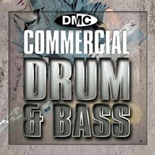 DMC DJs Guide To Commercial Drum & Bass Party DJ CD