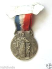 MEDAILLE PUPILLES DES SAPEURS-POMPIERS 1938