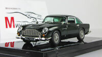 Scale car 1:43, Aston Martin DB5, Green 1958
