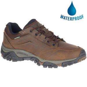 Merrell Mens Moab Adventure Lace Waterproof Walking Hiking Shoes Size 7-14