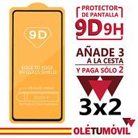 Protector de Pantalla Xiaomi Redmi Note 9 / Note 9S / Note 9 Pro 9D 9H Templado