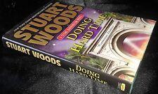 ~Signed First/1st Printing~ DOING HARD TIME Stuart Woods (HC/DJ LN/LN) Excellent