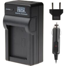 Premium Tech PT-100 Rapid Battery Charger for Sony A7 III, A7R III, A9 (FZ-100)