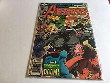 Marvel Comics Earth's Mightiest Heroes The Avengers #188