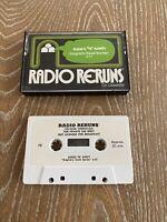 Amos 'N' Andy Radio Returns Kingfish's Travel Bureau Cassette Tape