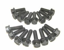 Ford Mustang FE 390 - 428 Stock Exhaust Manifold Bolts Grade 8 Black Oxide  NEW