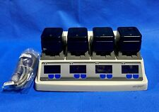 Stryker 6110-120 System 6 Battery Charger w/ 4 6215 Batteries (used)