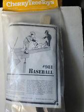 Baseball Whirligig Ready to Assemble Kit.#981 cherrytree toys brand new