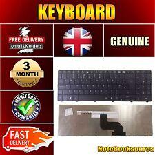 ACER ASPIRE 5332-303G25MN 5332-303G32MN Laptop Keyboard UK Layout Black