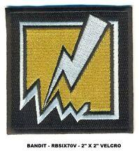 """RAINBOW SIX - BANDIT PATCH - 2"""" - RBSIX70V"""
