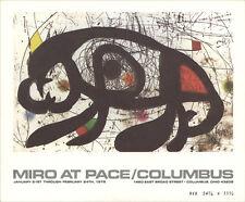 1000 Miro 1979 Untitled (horizontal) Postcards