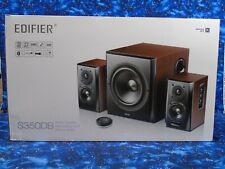 Edifier S350DB Speakers and Subwoofer 2.1 Speaker System Bluetooth / Sealed