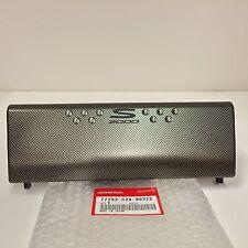 Genuine OEM Honda S2000 CR Carbon Fiber Look Radio Trim Cover