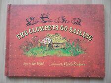 CLUMPETS GO SAILING~Jan Wahl~CYNDY SZEKERES~1975 HC~Sick Uncle Skinny~MICE~