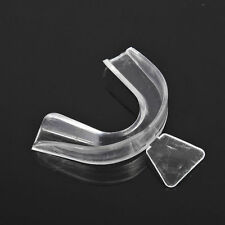 Dental Thermoform Oral Teeth Grinding GUM SHIELD Whitening Mouth Guard Tray MBYT