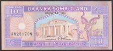 TWN - SOMALILAND 2b - 10 Somaliland Shillings 1996 UNC Pr. AN