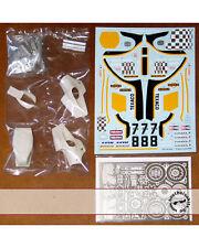 STUDIO 27 RGB500 1979 TRANSKIT TEXACO HERON SHEENE for TAMIYA 1/12 SUZUKI