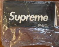 NWT Supreme Sealine Waterproof Bag Black SS20 OS One Size FREE SHIPPING!