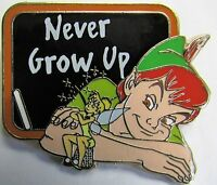 Disney 108782 GenEARation D Disney Life Lessons Peter Pan Pin