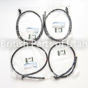 Land Rover LR3 LR4 Sunroof Drain Tube Pipe Hose Water FRONT & REAR Genuine OEM
