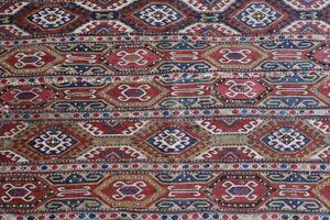 COLLECTORS' PIECE Antique Above 100 Years Old Karabagh Caucasian Kapkazi Soumak