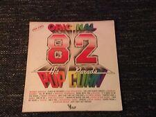original 82/ pop corn/ hit parade / 33 tours