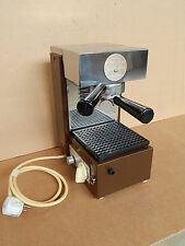 MACCHINA DA CAFFE' QUICK MILL OMRE VINTAGE TESTATA ESPRESSO BAR OLD COFFEE