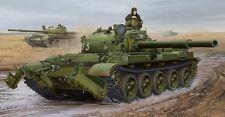 Russian T-62 Mod.1975 Kmt-6 Mine Plow Tank 1:35 Plastic Model Kit TRUMPETER