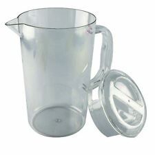 Clear Polycarbonate 1.4 Litre Jug With Lid PC64CW [UP20931]