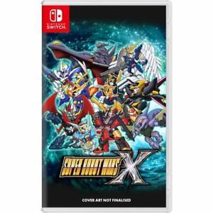 Super Robot Wars X (Switch, 2020)