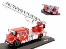 Véhicules-jouets Camion Pompiers diecast Ixo Mercedes L1519 German Fire Brigade