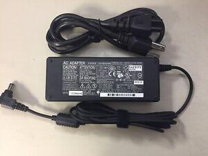 GENUINE FUJITSU FI-7160 FI-7180 FI-7260 POWER SUPPLY / AC ADAPTER 24V 2.65A 6521