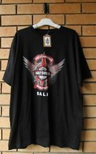 Harley-Davidson Short Sleeve Solid T-Shirts for Men