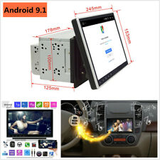 "Double 2Din 10.1"" HD Car Stereo Radio MP5 Player Android 9.1 GPS Navi WiFi 3G/4G"