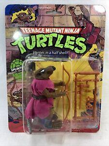 TMNT 1988 Splinter MOC 10 back Teenage Mutant Ninja Turtles Figure