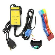 JVC mp3 Bluetooth USB aux radio del coche para audi a2 a3 8l a6 c5 a4 b5 Bose aktivsyst