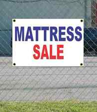 2x3 MATTRESS SALE Red White & Blue Banner Sign NEW Discount Size & Price