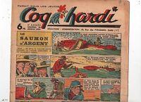 COQ HARDI n°23 (1946). Marijac, Liquois, le Rallic, Cazanave...