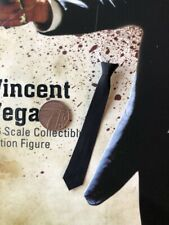 STAR ACE Vincent Vega Pulp Fiction Black Tie loose 1/6th scale