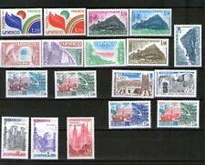Sellos de Europa con 9 sellos