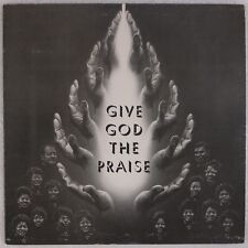 MT NEBO GOSPEL SINGERS: Give God The Praise PRIVATE Black Gospel Soul LP MP3