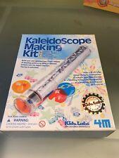 Kaleidoscope Making Kit Kidz Labs 4M Nib science fun craft item #3435 Free Ship
