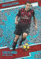 2017 Panini Revolution Soccer - Base Common - Disco Parallel - Numbered to /25