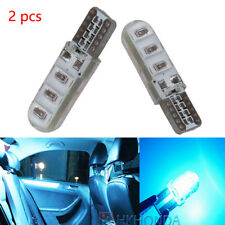 2X T10 W5W 6 SMD Silica  Light 194 2825 Car Reading Dome Lamp ice blue htrth erg