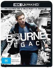 Bourne Legacy (4K Ultra HD Blu-ray, 2016, 2-Disc Set) (Region B) Aussie Release