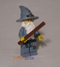Lego The Good Wizard from set 5614 Castle Kingdoms Fantasy BRAND NEW cas363
