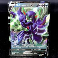 Grimmsnarl V - SWSH057 - Black Star Promo - Rare Pokemon Card