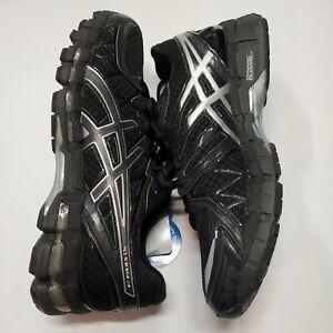 NWT Asics Gel-Kayano T3N2N 20th Anniversary Black Running Shoes Sneaker Sz 11.5