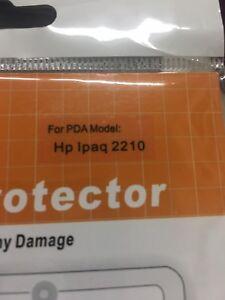 Screen Protector for HP iPaq 2210 PDA Handheld Pocket PC